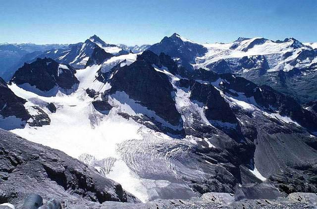 رشته کوه های آلپ از عظیم ترین و زیبا ترین رشته کوه های اروپا + تصاویر