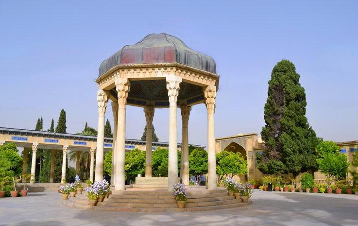 حافظیه شیراز یکی از معرف ترین مکان های شیراز + تصاویر