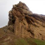 جاذبه قلعهٔ الموت از معروفترین قلعه های ایران + تصاویر