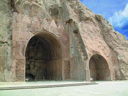 جاذبه های گردشگری کرمانشاه و جاهای دیدنی آن+تصاویر