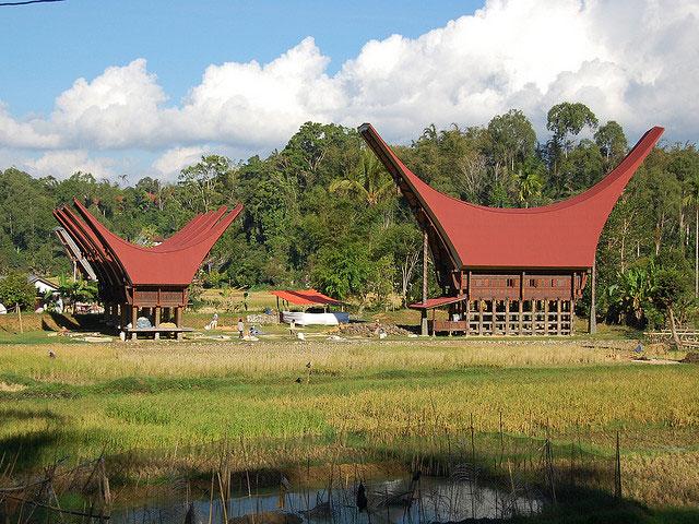 جاذبه گردشگری اندونزی
