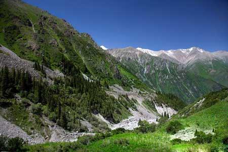 مکان های دیدنی قرقیزستان وجاذبه های توریستی آن + تصاویر