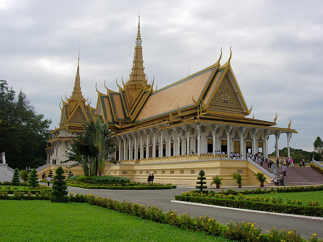 دیدنی ها و زیبایی های کامبوج