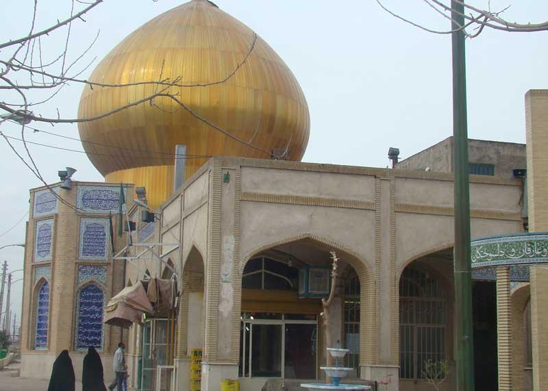 جاذبه های گردشگری پاکدشت و اماکن مذهبی آن+ تصاویر