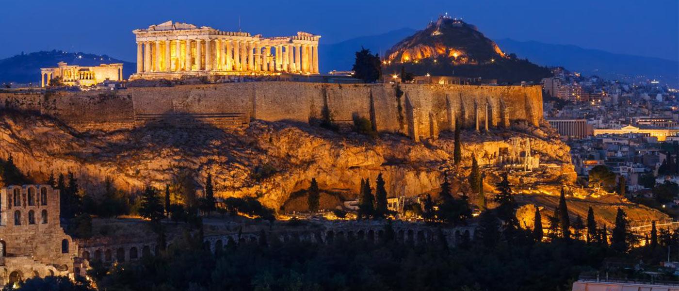 جاذبه های گردشگری یونان و شگفتیهای آن + تصاویر