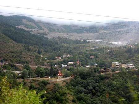 جاذبه های گردشگری در چالوس