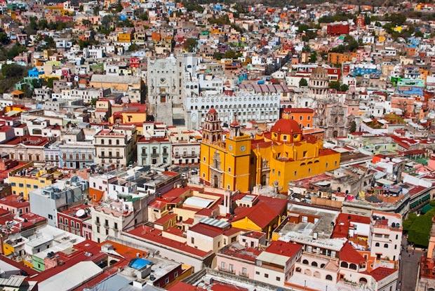 جاذبه های گردشگری مکزیک ومکانهای دیدنی آن+تصاویر