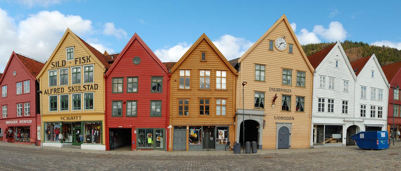 جاذبه های گردشگری نروژ و دیدنی های زیبای آن + تصاویر