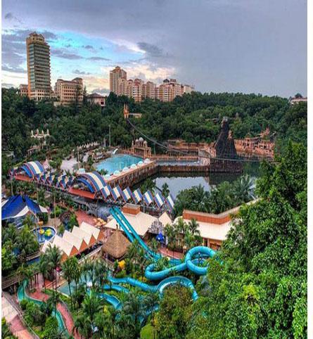 جاذبه های گردشگری مالزی و زیبایی های آن+تصاویر
