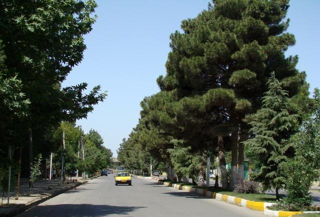 جاذبه های گردشگری پارس آباد مغان