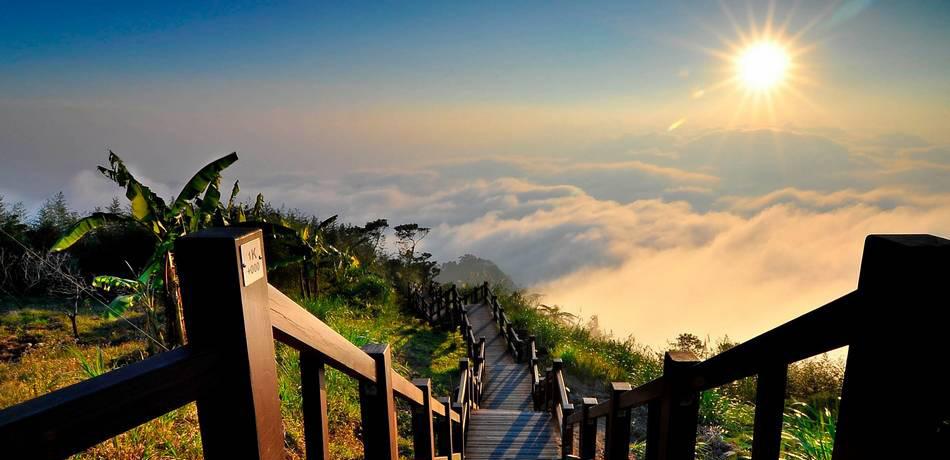 جاذبه های گردشگری تایوان