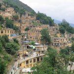 جاذبه های گردشگری ماسوله شهری توریستی درکوهستان + تصاویر
