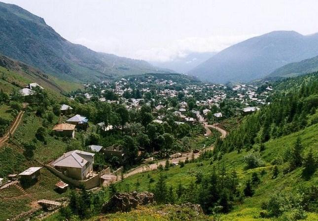 روستای جواهرده رامسر