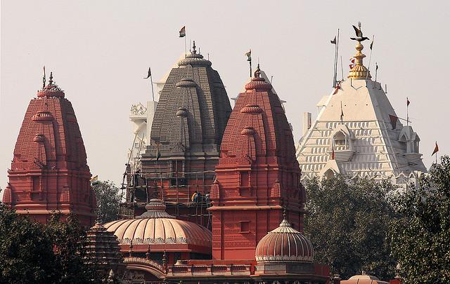 ۷ معبد شگفت انگیز جین در هندوستان که بسیار دیدنی ست + تصاویر