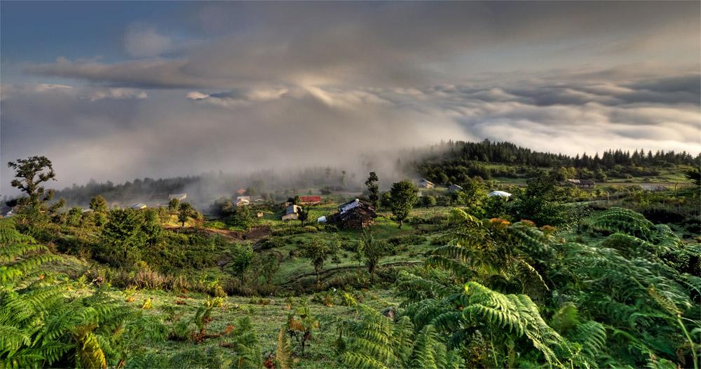 روستای مازیچال