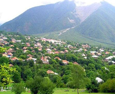 جاذبه های گردشگری جمهوری آذربایجان و دیدنی های آن + تصاویر