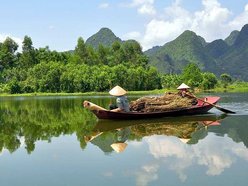 جاذبه دلتای رود مکونگ در کشور زیبای ویتنام + تصاویر