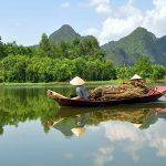 دلتای رود مکونگ جاذبه ای زیبا و بینظیر در کشور ویتنام