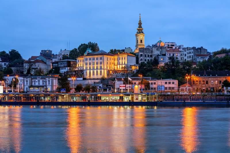 راهنمای سفر به بلگراد پایتخت و بزرگترین شهر صربستان