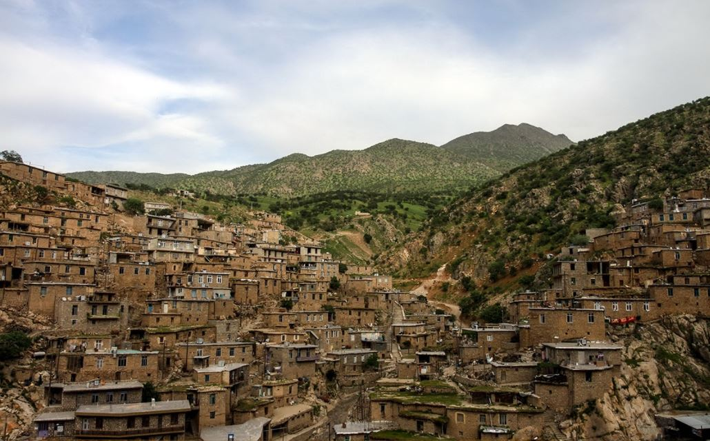 روستای پالنگان
