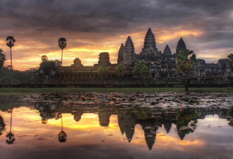 راهنمای سفر به آنگکور وات