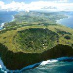 جزیره ایستر عجیب ترین جزیره دور افتاده جهان در کشور شیلی