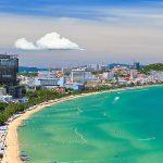 ساحل جامتین پاتایا از زیباترین و دیدنی ترین سواحل دنیا درتایلند