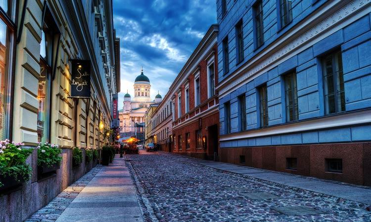 راهنمای سفر به هلسینکی