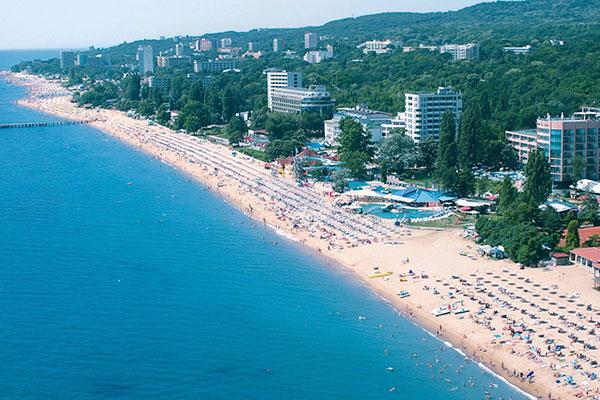 دیدنی های سانی بیچ یا ساحل آفتابی بلغارستان را ببینیم + تصاویر