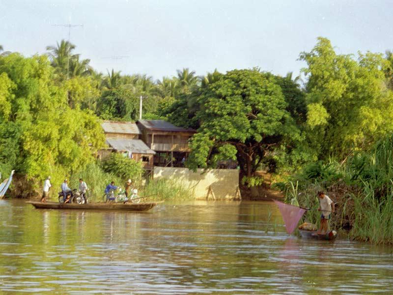 جاذبه دلتای رود مکونگ