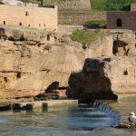 سازههای آبی شوشتر با قدمتی چهارصد ساله برآبشارهای آن