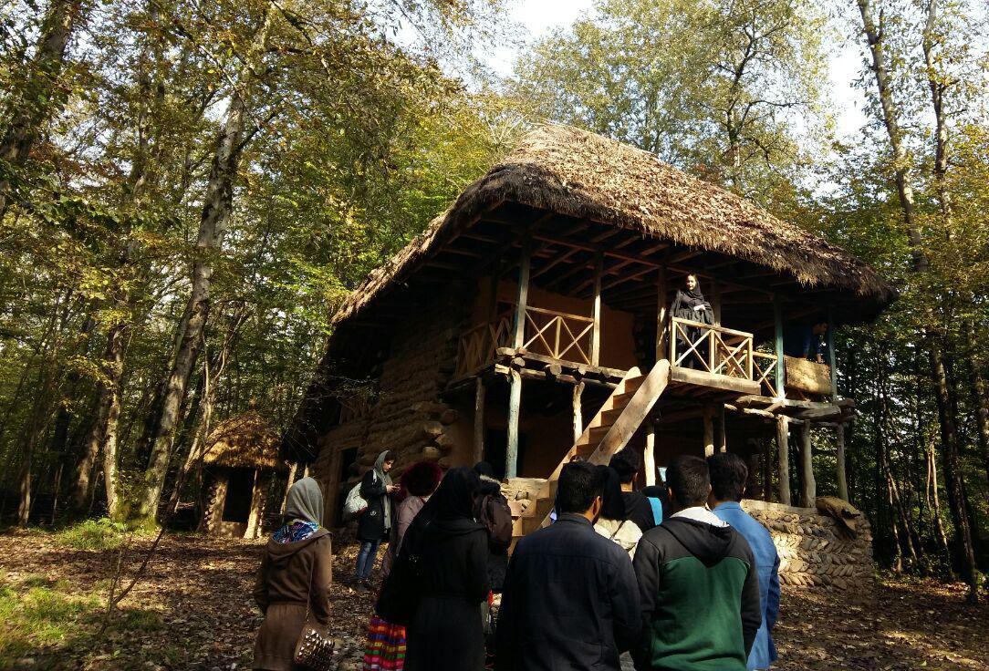 موزه میراث روستایی، بهشت رویایی در جنگل های گیلان + تصاویر