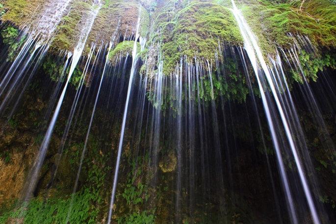 آبشار آسیاب خرابه، آمیزه ای از زیبایی در کوه های ارسباران