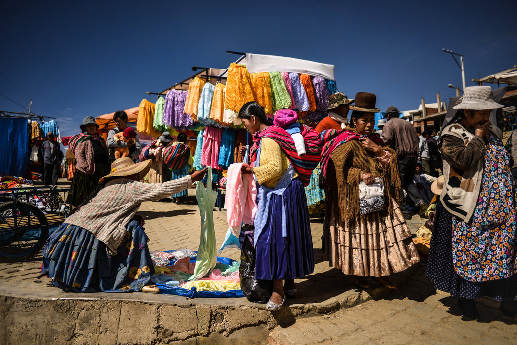 عجایب بولیوی