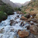 چشمه میشی از زیباترین چشمه ها و مقصد گردشگری سی سخت