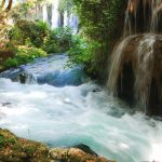آبشار دودن یکی از رویایی ترین جاذبه های گردشگری آنتالیا