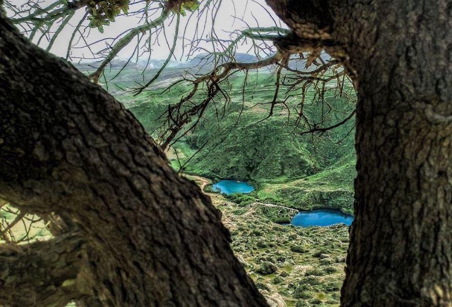 دریاچه سیاه گاو