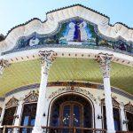 عمارت باغ شاپوری باغی ایرانی با طرحی عجیب غیر ایرانی
