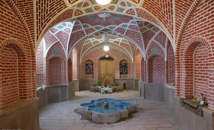 خانه صرافلار، تنها موزه سفال زنده درتبریز و حتی در ایران