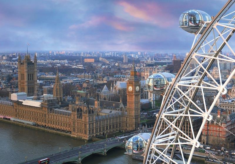 جاذبه ها و مکانهای دیدنی ارزان لندن