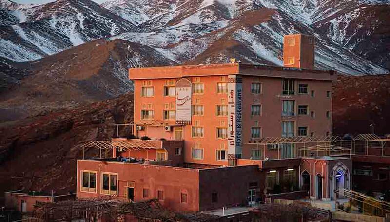 هتل های روستای ابیانه
