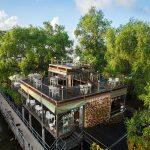 لذت سفری متفاوت با اقامت در هتل درختی در بانکوک