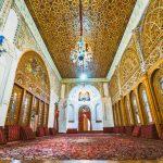 بنای تاریخی حسینیه امینیها دیدنی ترین جاذبه قزوین