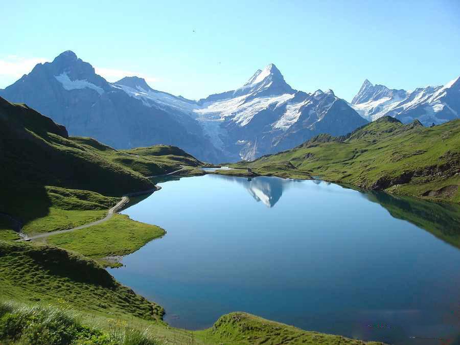 زیباترین دریاچه های سوییس