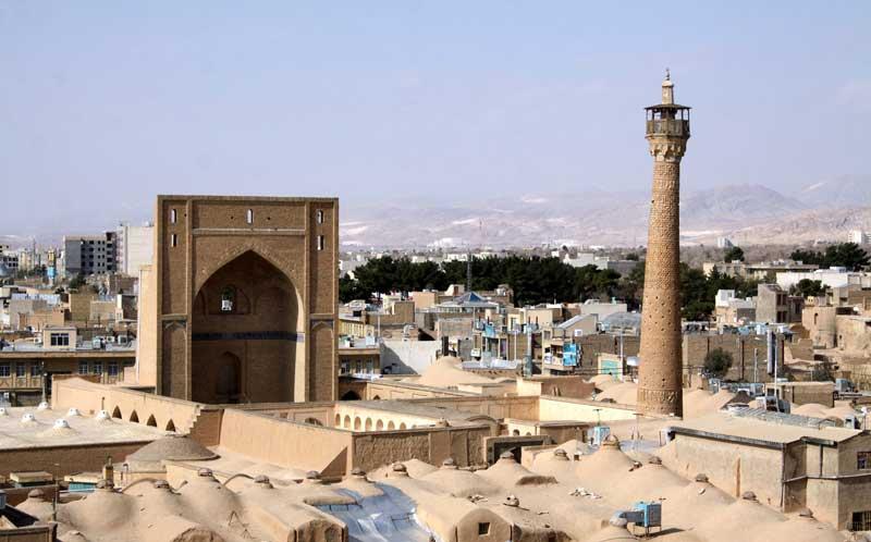 معروف ترین مکانهای تاریخی وجاذبه های دیدنی سمنان