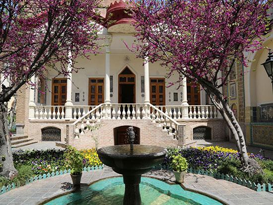 آشنایی با نشانی خانه موزههای تهران و ساعات بازدید