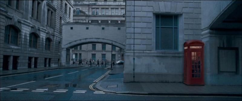 هری پاتر در لندن
