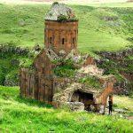 کلیساهای باستانی شهر آنی؛در مناطق کوهستانی ترکیه
