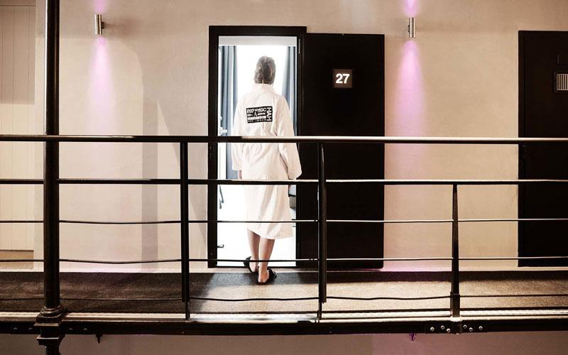 هتل زندان لوکس هلند