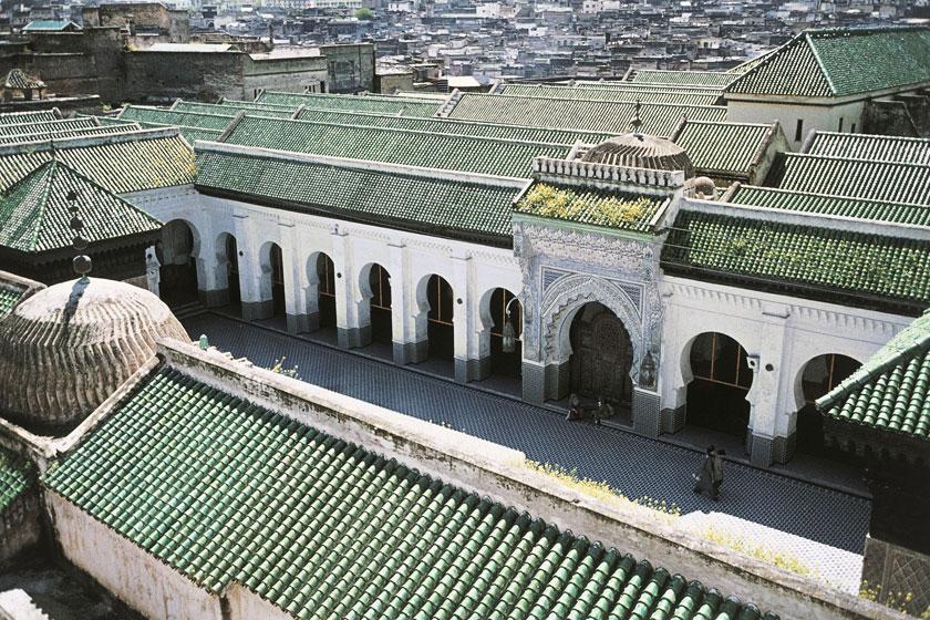 قدیمی ترین کتابخانه دنیا